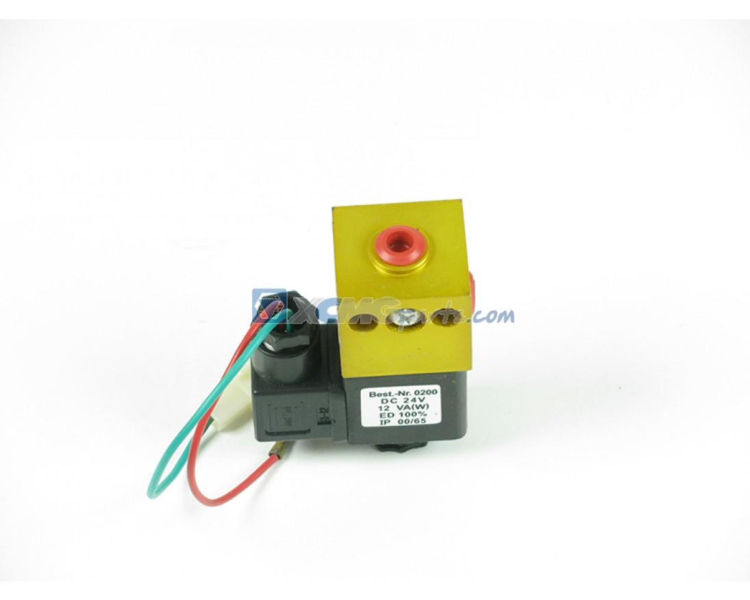 Solenoid valve 10100015 | XCMG Parts