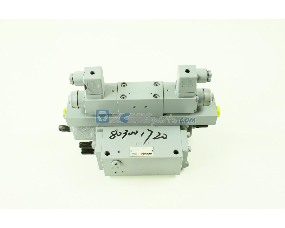 XCMG Revolving valve | XCMG Parts